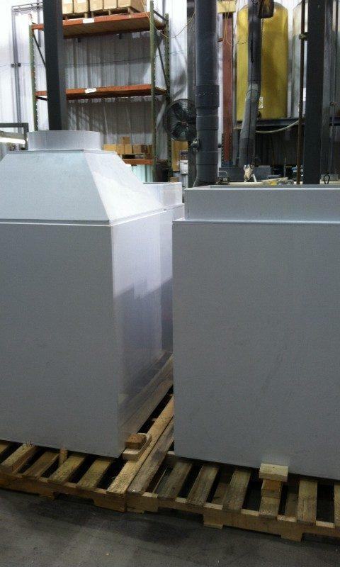 Evaporators - Recovery Units