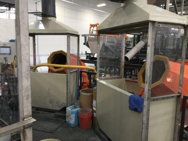 Custom Operator Mechanical Barrel Stations